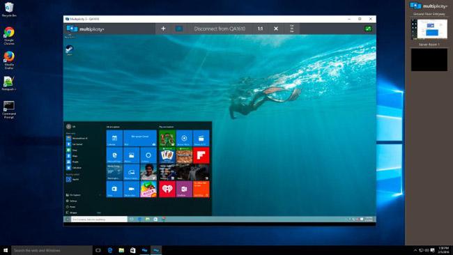 ứng dụng tùy chỉnh windows 10