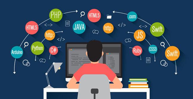 Hiện nay có rất nhiều ngôn ngữ lập trình đang được sử dụng