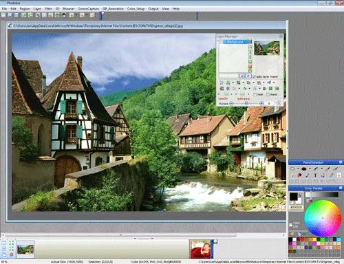 Phần mềm chỉnh sửa ảnh miễn phí