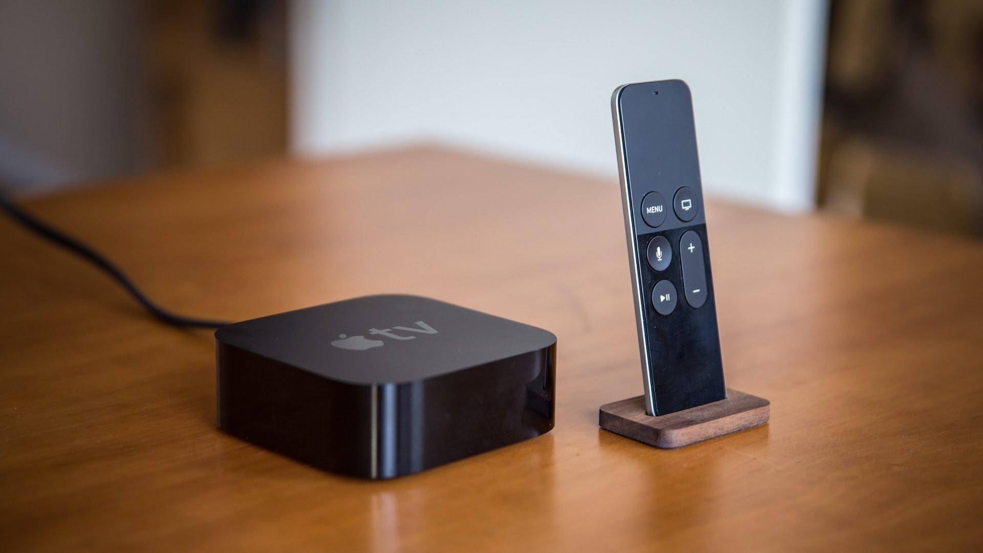 apple TV biến tivi thường thành smart TV