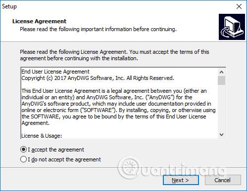 Phần mềm Any PDF to DWG Converter