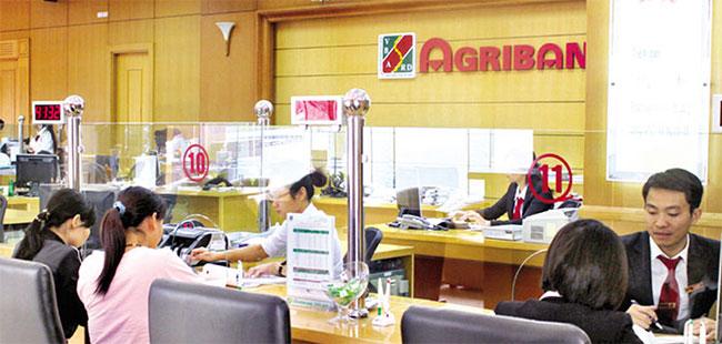 Kiểm tra số dư Agribank trực tiếp tại ngân hàng