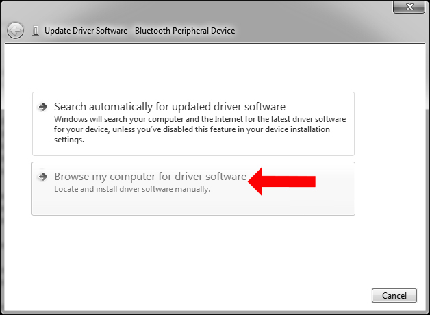 Tải driver cho Bluetooth