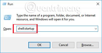 TranslucentTB khởi động cùng Windows 10