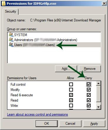 Cách sửa lỗi IDM báo Fake Serial Number