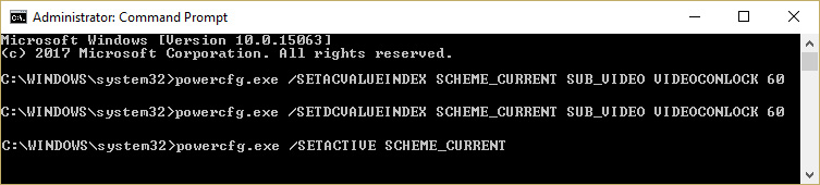 Gõ lệnh trong Command Prompt
