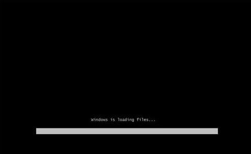 Load file cài đặt Windows 7