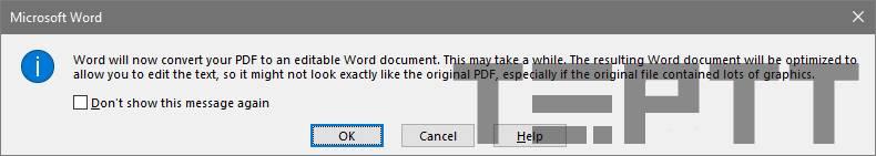 chỉnh sửa tập tin pdf