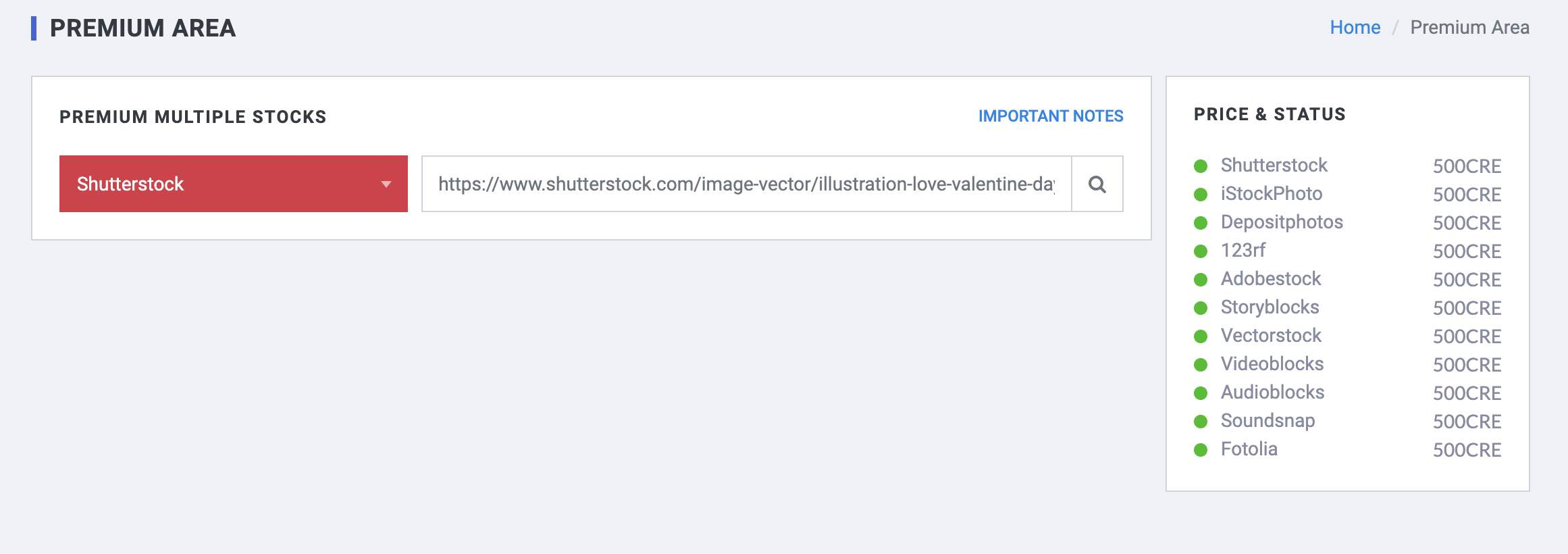 download shutterstock