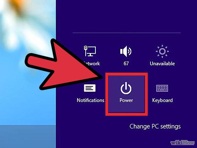 Sau khi thay đổi mật khẩu Windows, khởi động lại máy tính của bạn